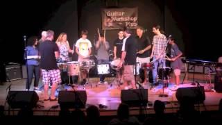 GWP Drum ensemble