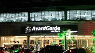 Avantgarde Motors - Lançamento novo Showroom