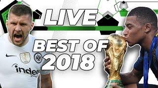 Die größten Fußball-Momente 2018! |LIVE