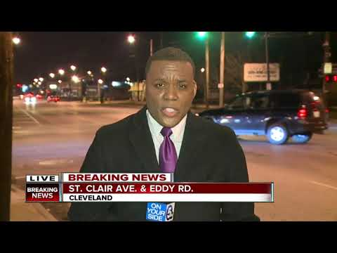14-year-old hit during police chase on Cleveland's east side