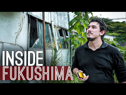 Inside Fukushima: What