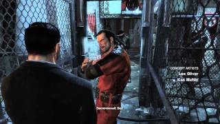 Прохождение игры Batman Arkham City часть 1