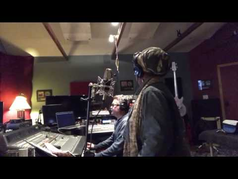 Ladee Dred Album Session: The Holy Herb P1