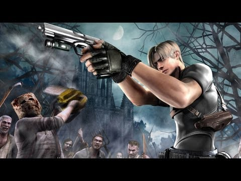CGRundertow RESIDENT EVIL 4 HD for PlayStation 3 Video Game Review