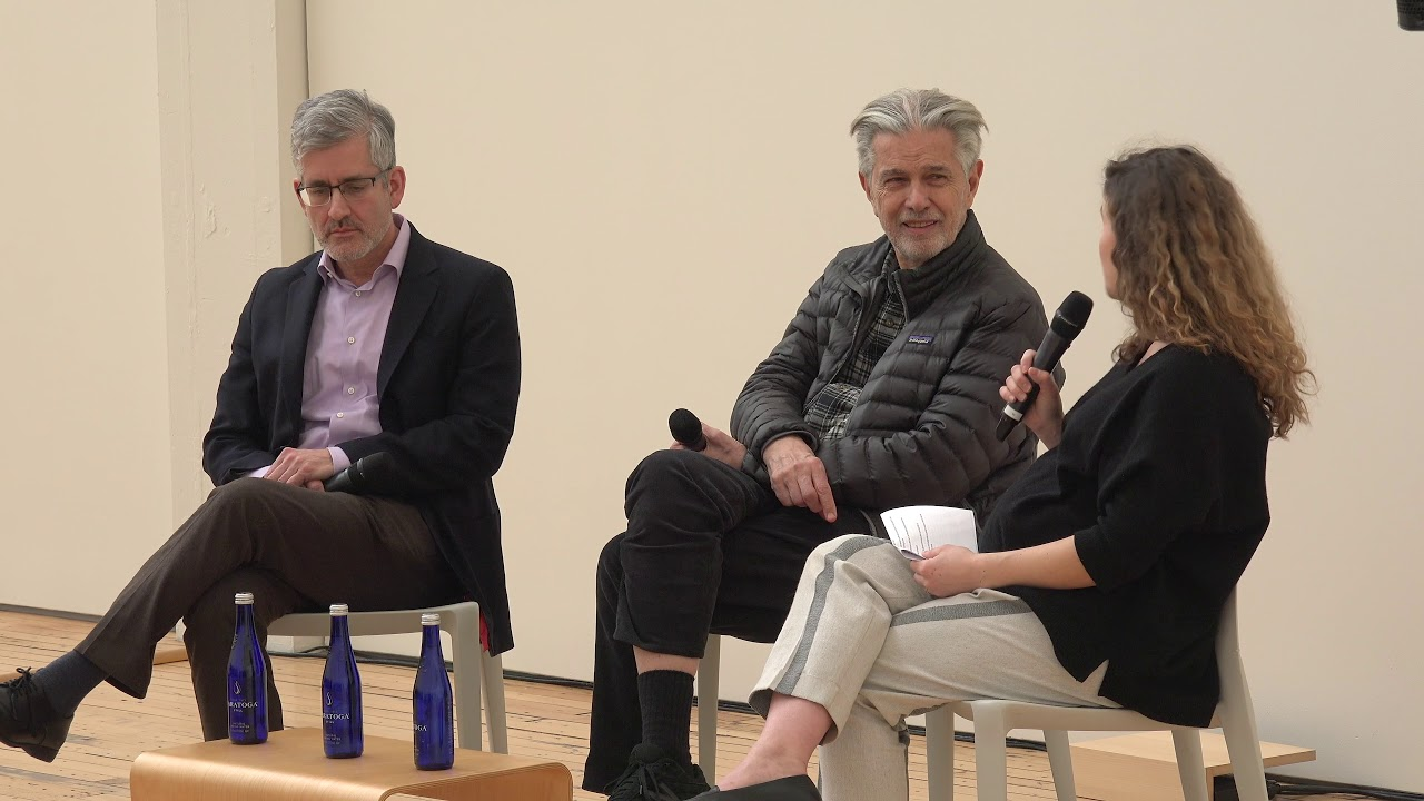 Mel Bochner in Conversation with Alexis Lowry and James Meyer