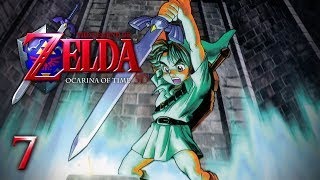 HERO OF TIME - Let's Play - The Legend of Zelda: Ocarina of Time 3D - 7 - Walkthrough