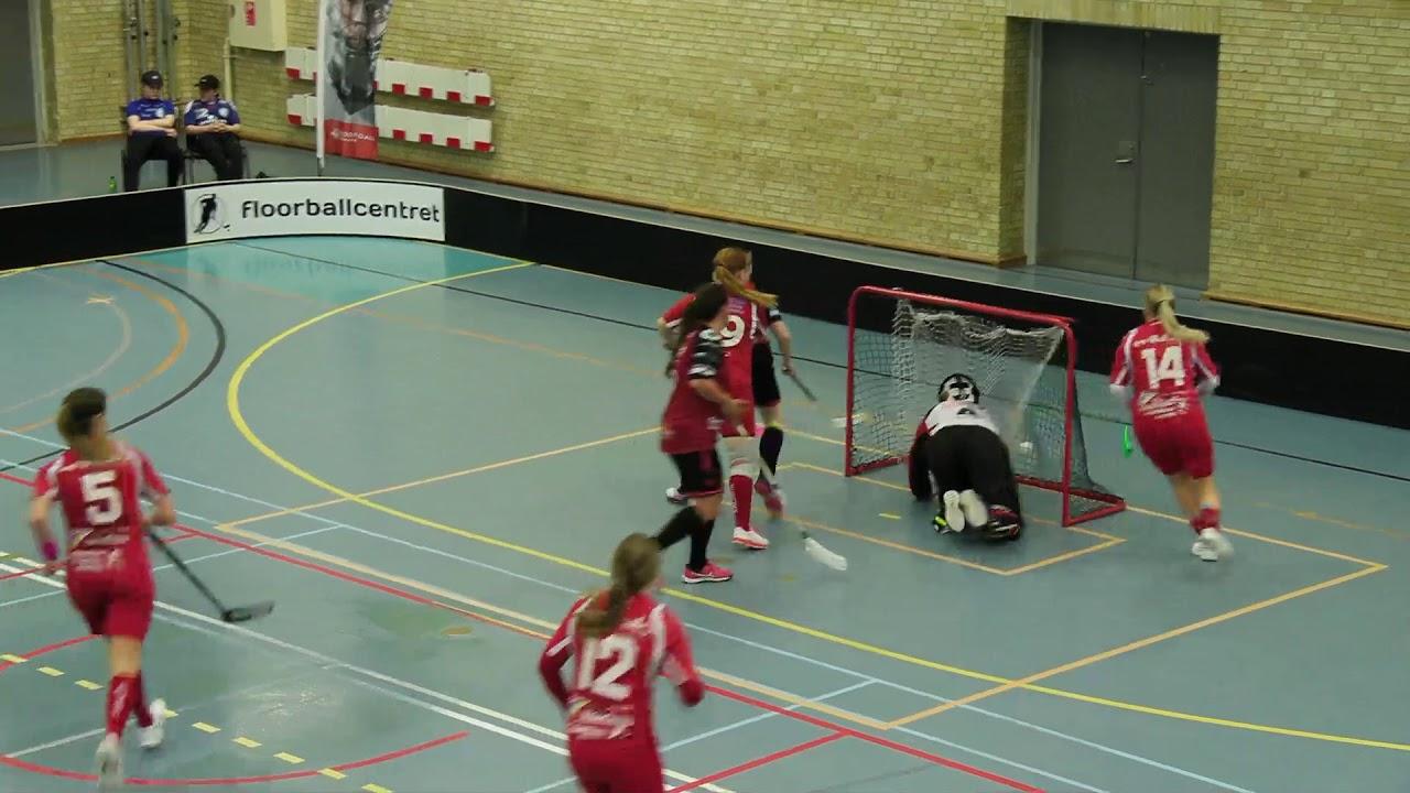 Download Kvinde pokalsemifinale: AaB Floorball - Frederikshavn Blackhawks