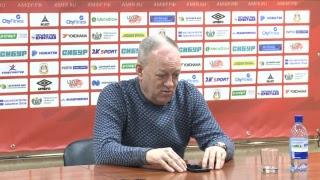 Видеоконференция с Александром Поповым