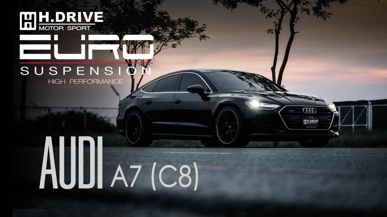 Audi A7 (C8) By H.Drive Motor Sport