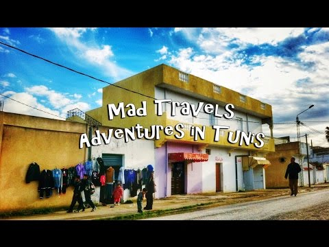 Mad Travels Ep2 Around Town (Documentary Series)