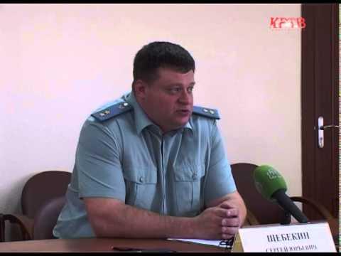 КРТВ. Судебные приставы Подмосковья  подвели итоги работы за первое полугодие 2015 года