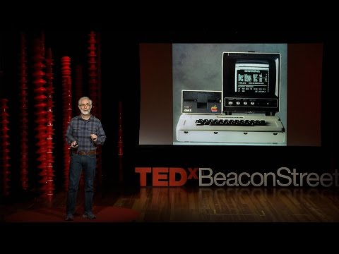 Meet the inventor of the electronic spreadsheet | Dan Bricklin