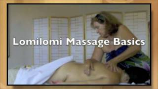 Lomilomi Massage Basics