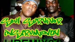 Akon & Young Jeezy Soul Survivor (INSTRUMENTAL) W/ Hook +Download