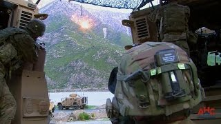 Air Strike on Taliban Snipers | The Hornet's Nest