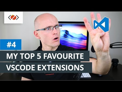 VSCode Extensions - My Top 5 Extensions