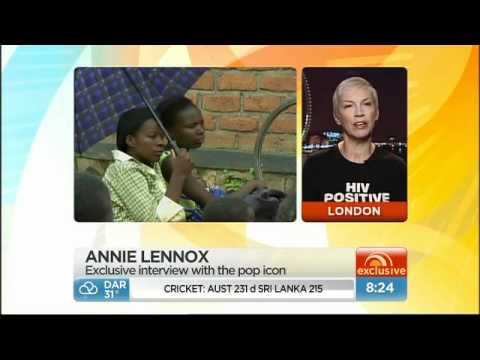 Annie Lennox's fight for women's rights Mp3