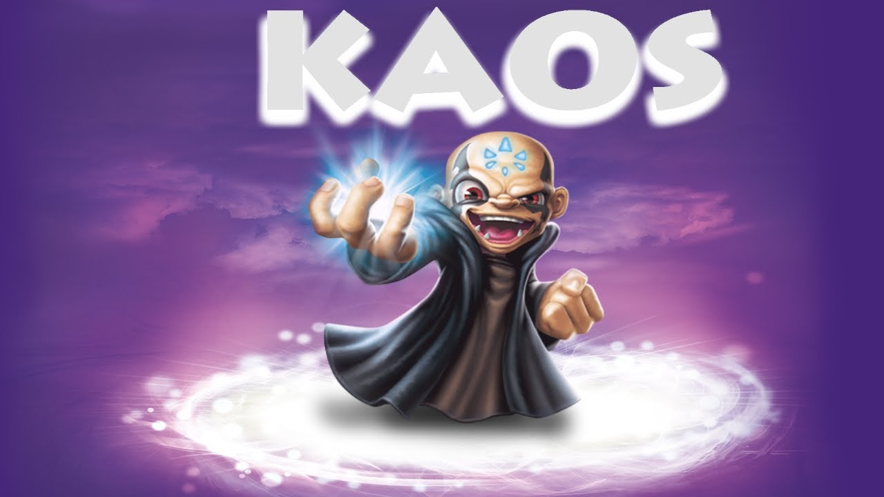Skylanders Trap Team - Kaos Was Orignally The Magic Doom ...
