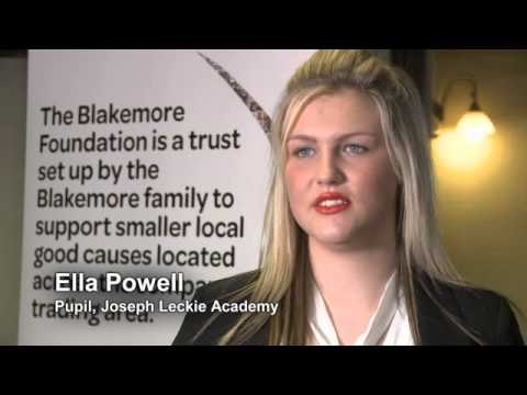 Engaging with Local Business - AF Blakemore &Son