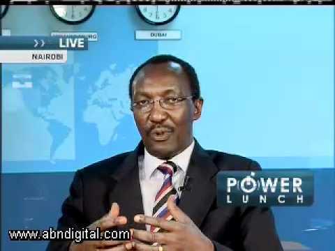 Kenya Airways Results with CEO, Titus Naikuni