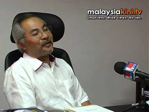 Khir Toyo: I don't want to be MB again