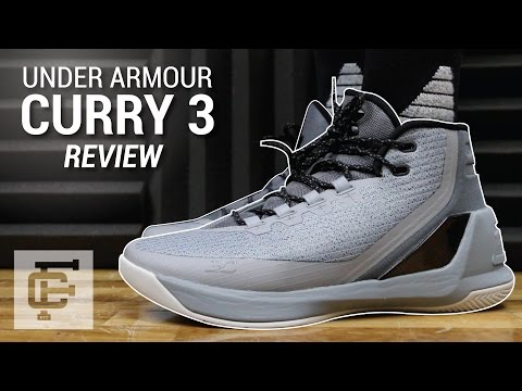 Under Armour Curry 3 Test