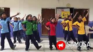 Yoga Day special video from Telugu States school childrens