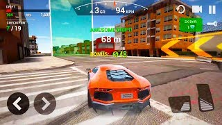 Ultimate Car Driving Simulator 2018   Android Gameplay   Friction Games