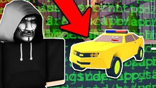 *NEW* ROBLOX JAILBREAK CONTROL OTHER PEOPLE'S CARS GLITCH! (Not a Hack or Exploit)