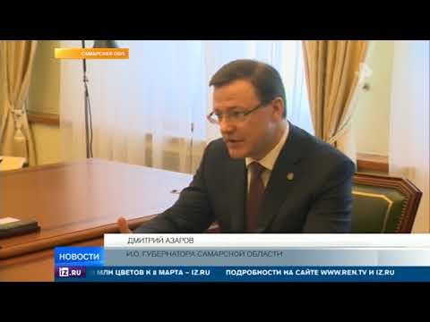 Путин поручил Азарову лично контролировать строительство объектов к ЧМ по футболу