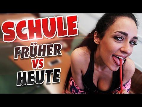 SCHULE - FRÜHER vs HEUTE!