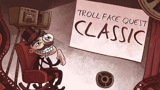 Полное прохождение игры - Troll Face Quest Classic (1-36 уровень)(1 МЕСТО) - на Android/IOS (1080p)