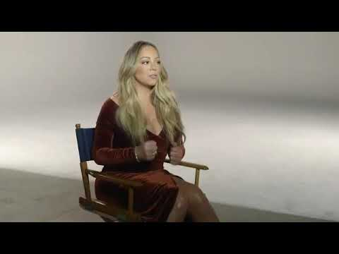 Mariah Carey Talking About Whitney And More