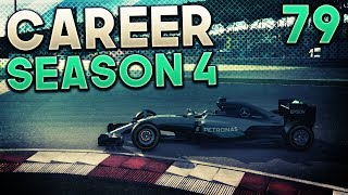 F1 2016 Career Mode Part 79: FULLY UPGRADED MERCEDES