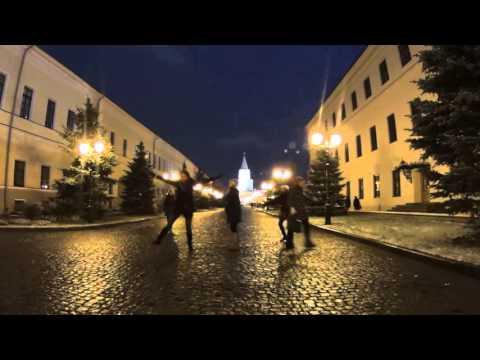 Октябрьская Казань с Хорошей компанией часть 1