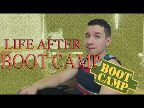Life After NAVY Boot Camp 2016