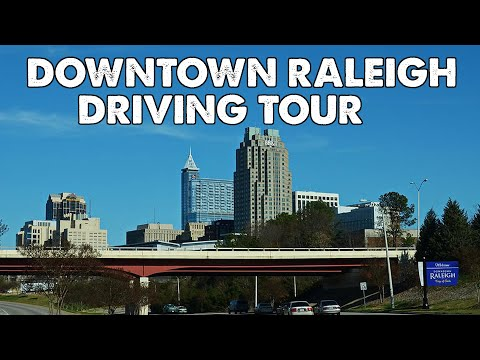 I Drove Through Downtown Raleigh. This Is What I Saw.