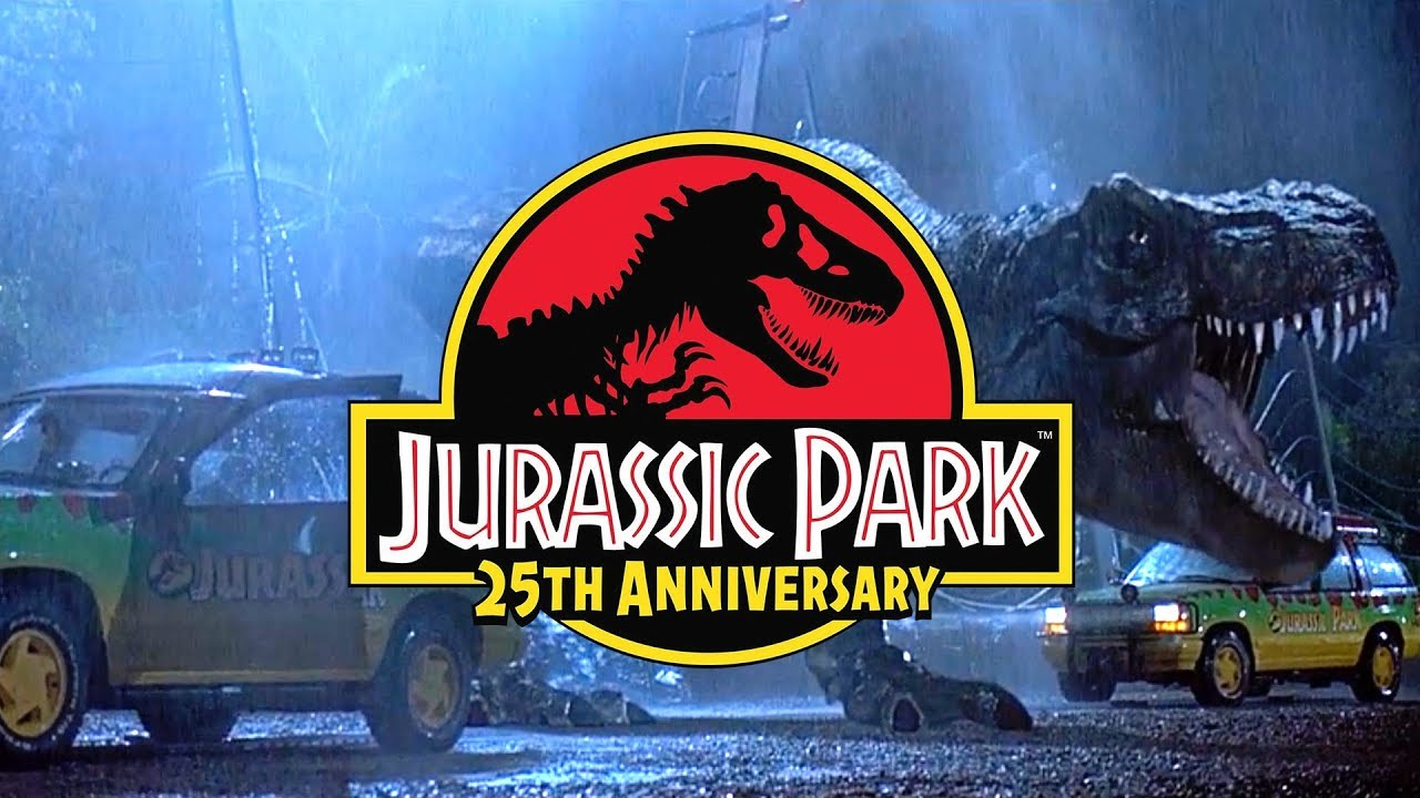 Celebrate the Jurassic Park 25th Anniversary! | #JurassicPark25