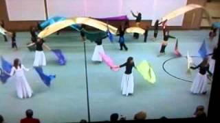 Jesus Messiah - Chris Tomlin - Hosanna! Worship Dancers