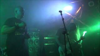 God Macabre - The Day Man Lost (Carnage) Live @ Truckstop Alaska, Gothenburg 2014
