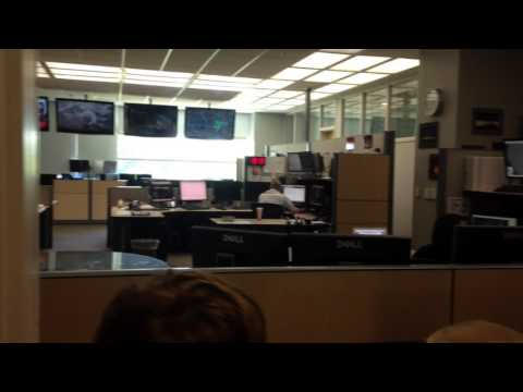 Glimpse of National Weather Service in Norman- 5/12/16