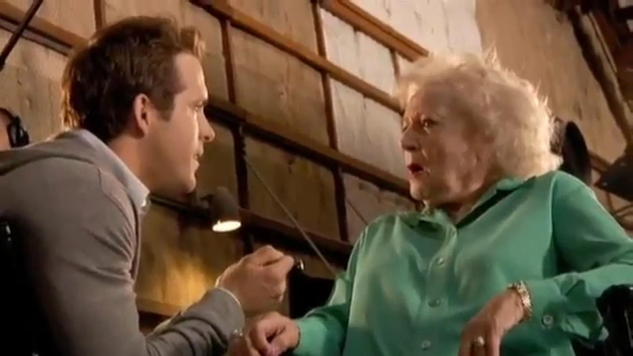 Download Ryan Reynolds Reignites 'Feud' With Betty White in HILARIOUS Throwback Video for Her Birthday