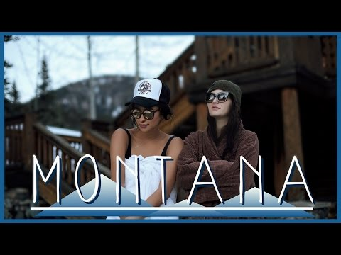 Shaycation Montana with Ingrid Nilsen | Shay Mitchell