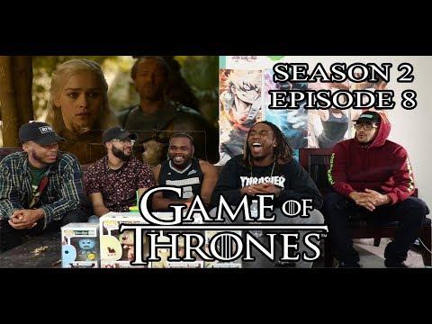 Game Of Thrones Season 2 Episode 8 ReactionReview