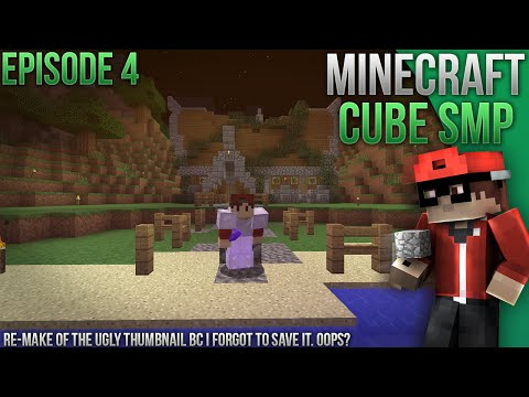 Minecraft Cube SMP! Ep. 4 - The End