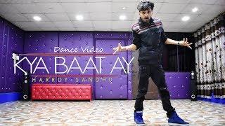 Baixar Kya Baat Ay / Hai Dance Video - Harrdy Sandhu | Cover by Ajay Poptron