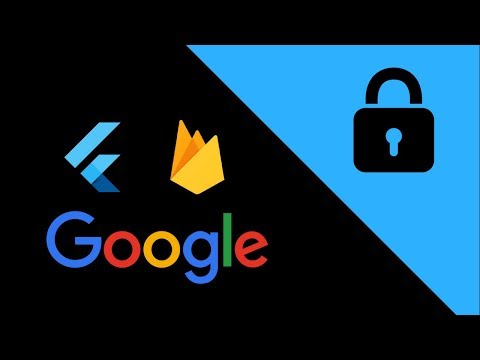 Flutter - Social Authentication with Google