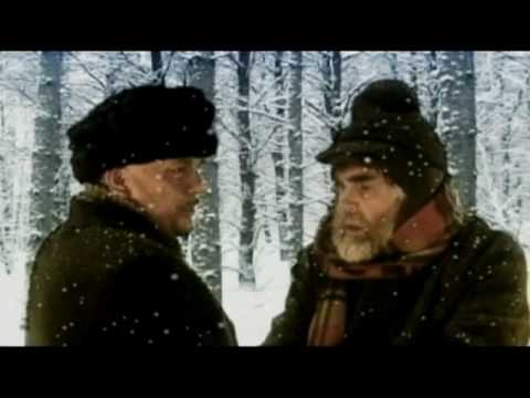 """Scene from """"Sledge to Vyborgskaya"""" aka  Chekhov's """"Misery"""""""