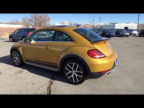 2017 VOLKSWAGEN BEETLE Reno, Carson City, Northern Nevada, Roseville, Sparks, NV HM614973