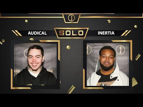 Audical vs Inertia   Solo Top 4 Battle   American Beatbox Championships 2018